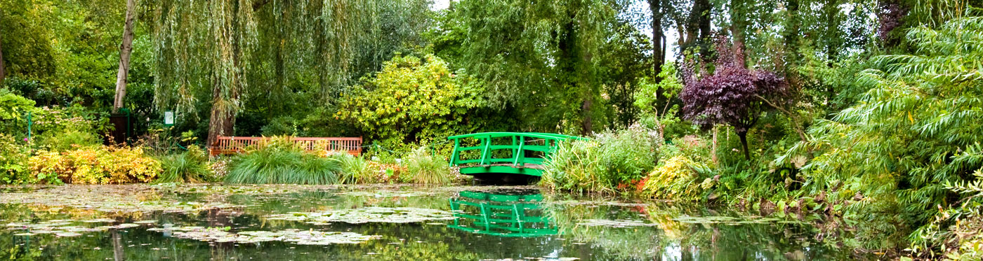 ECT Travel Monet Garden