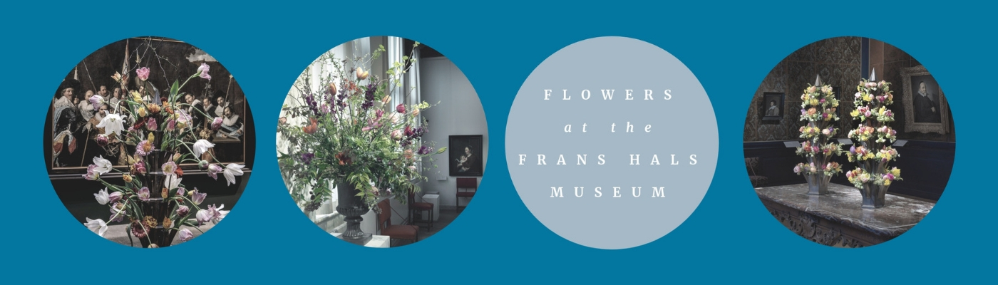 Flowers at Frans Hals Museum