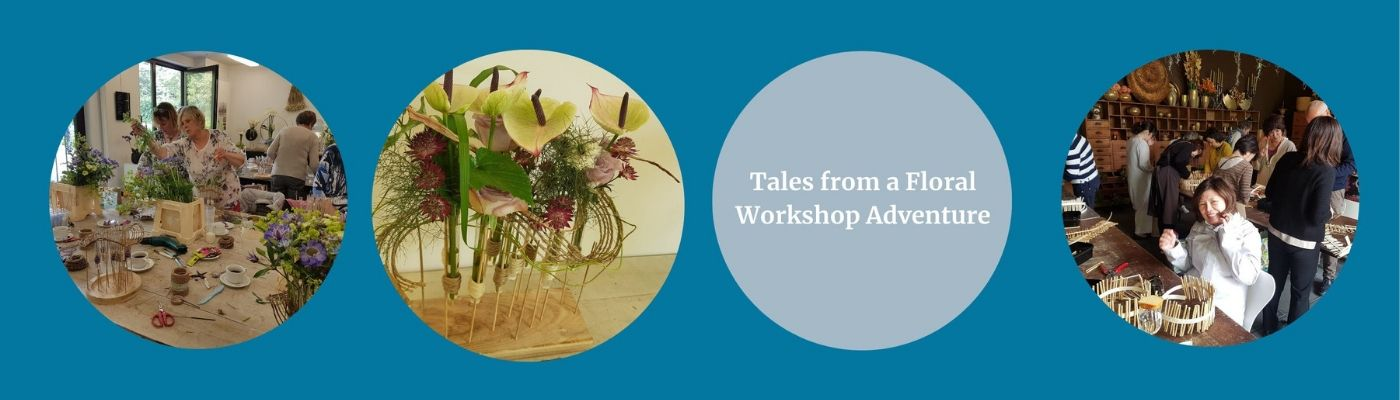 Tales from a Floral Workshop Adventure