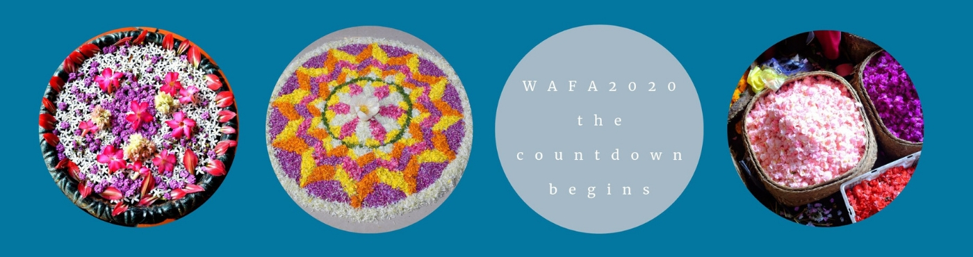 WAFA2020 The Countdown Begins