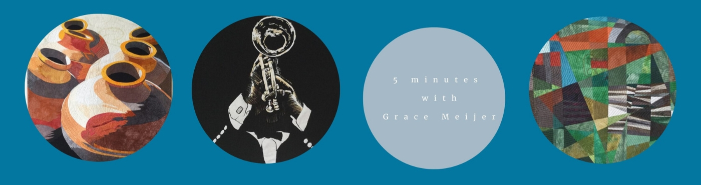 5 minutes with Grace Meijer