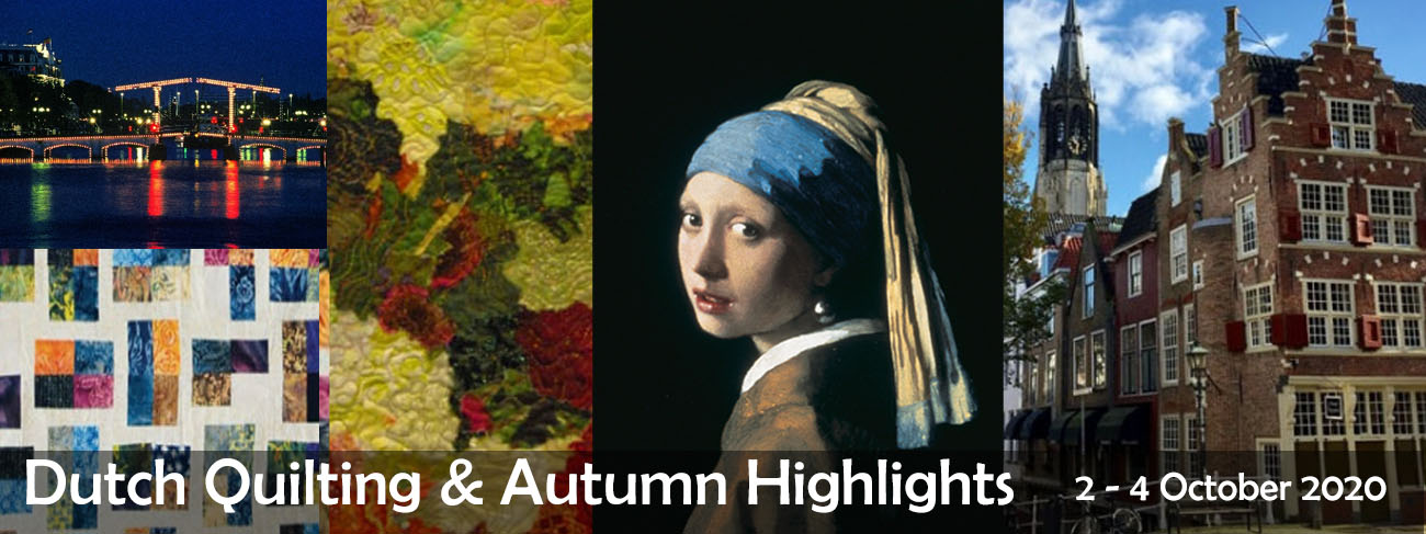 Dutch Quilting and Autumn Highlights Tour