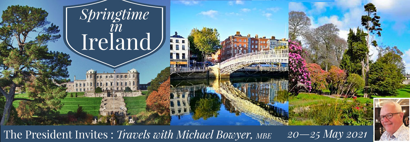 Springtime in Ireland with Michael Bowyer