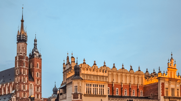 krakow holiday to Best Christmas Markets in Europe 2021