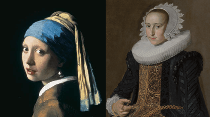Mauritshuis Museum - see the Girl with the Pearl Earring - Patchwork Show Rijswijk 2021