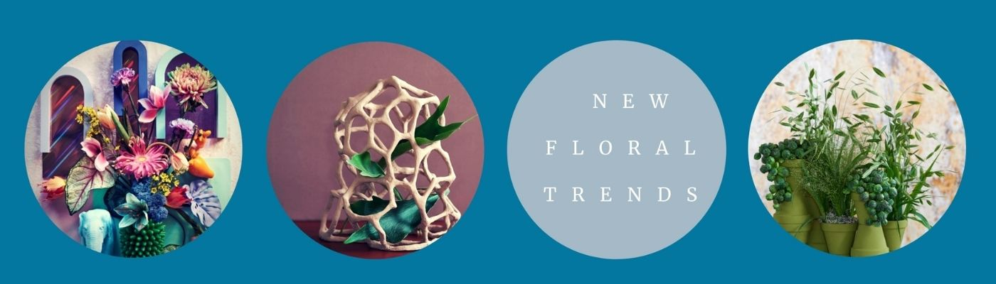 New Floral Trends