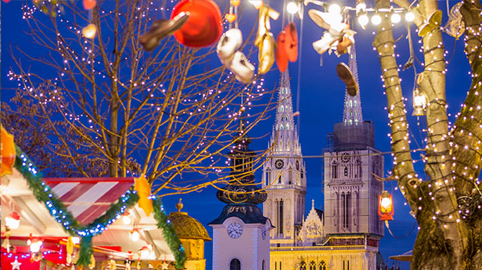 Zagreb festive holiday Best Christmas Markets in Europe 2021