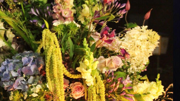 Workshops with Fleur Creatif Master Floral Designers