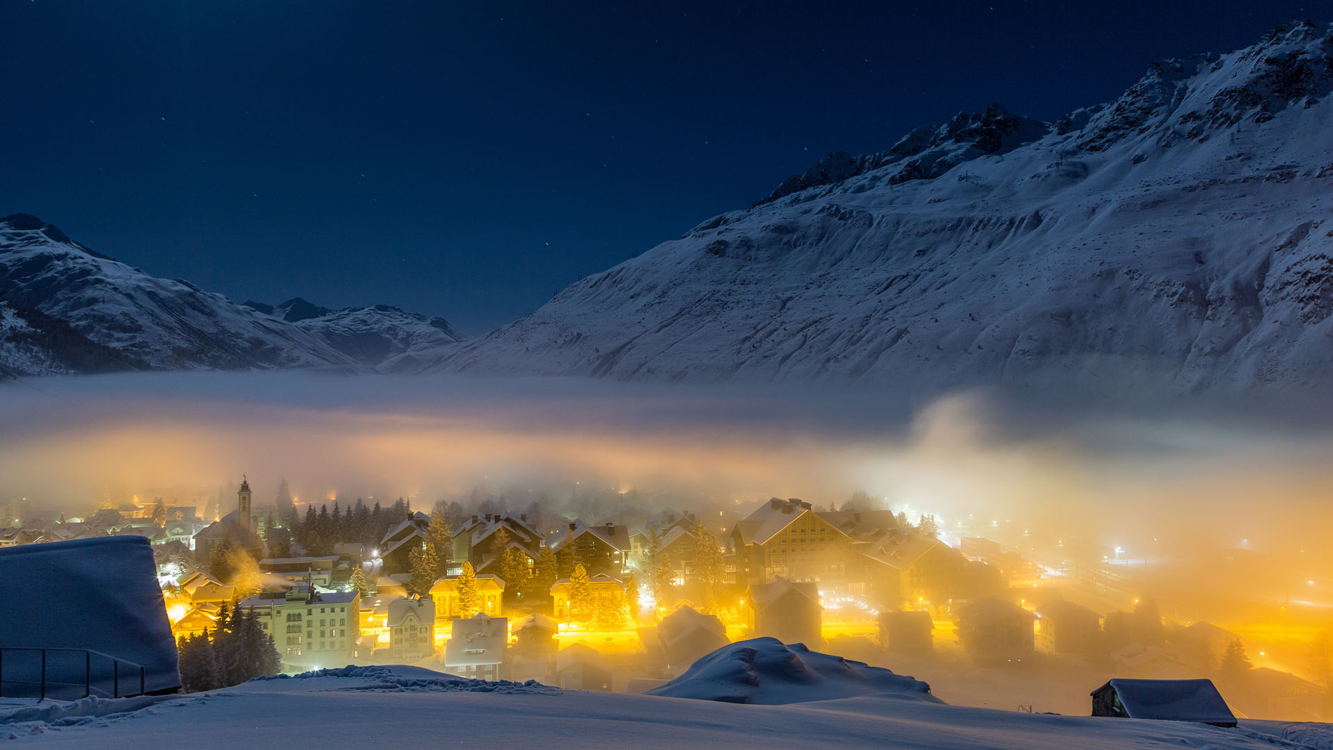 Best Christmas Markets in Europe 2021 Andermatt Switzerland 2021