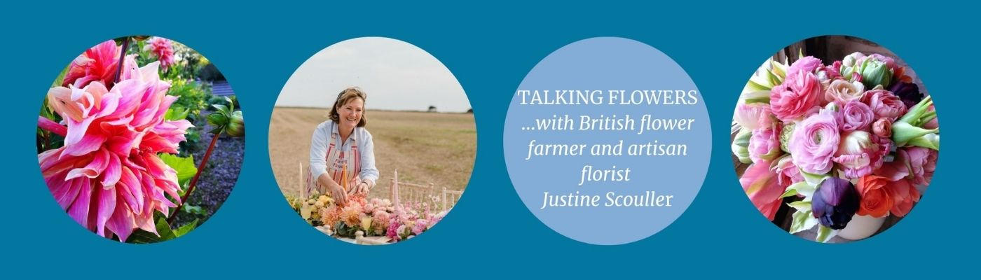 Talking flowers with Justine Scouller