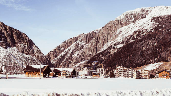 Andermatt in the Snow Christmas Markets in Europe 2021