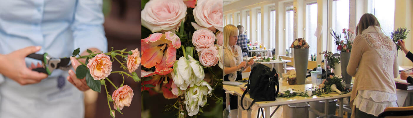 Bridal Floral Workshops