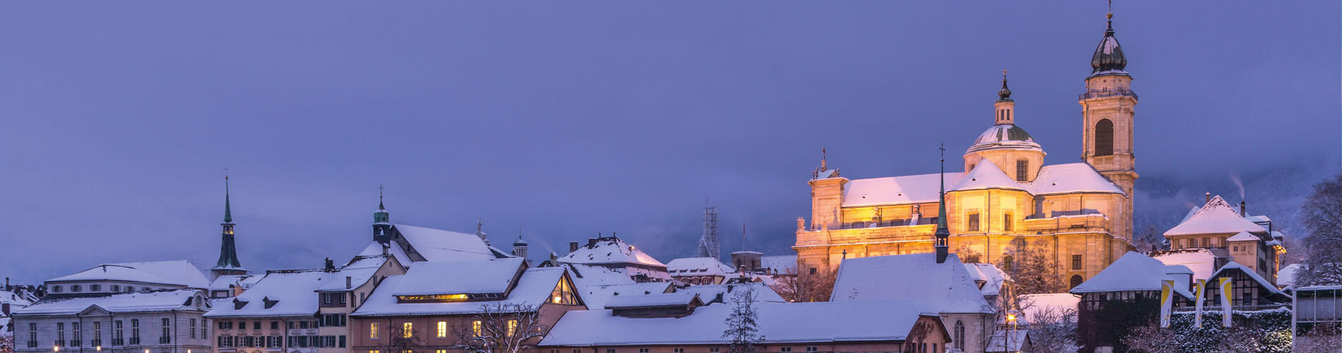 Cathedral Andermatt Best Christmas Market Tour with Snow in 2021