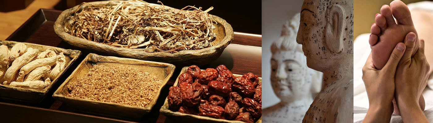 Enjoy a talk on Chinese Medicine and choose from either an acupoints massage or foot reflexology