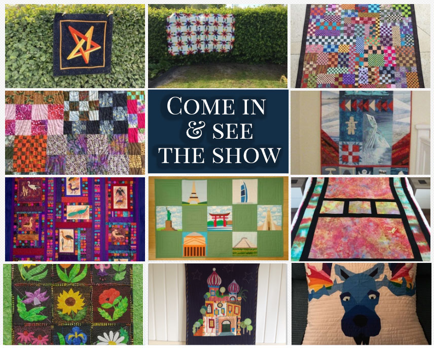 ECT First Virtual Quilt Festival