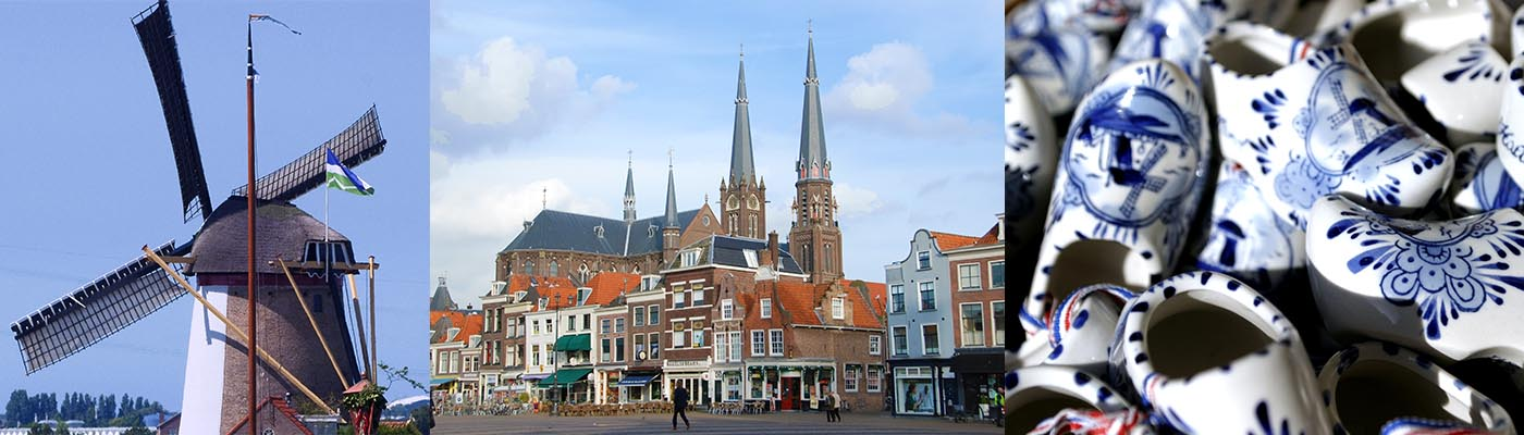 Visit to Delft 2018