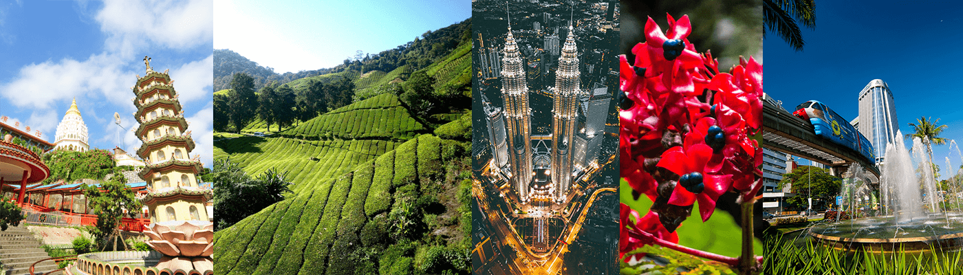 Holidays to Malaysia from the UK