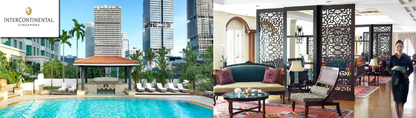 5* Intercontinental Hotel Singapore
