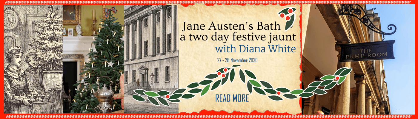 A Festive Two Day Jaunt in Bath with Diana White