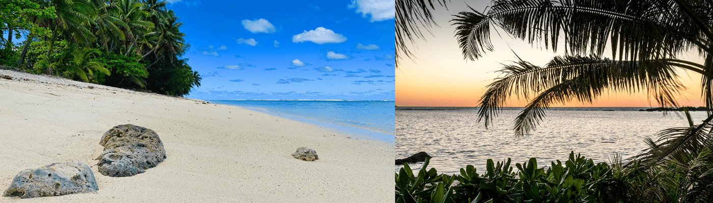 South Pacific Islands to visit from Australia or New Zealand