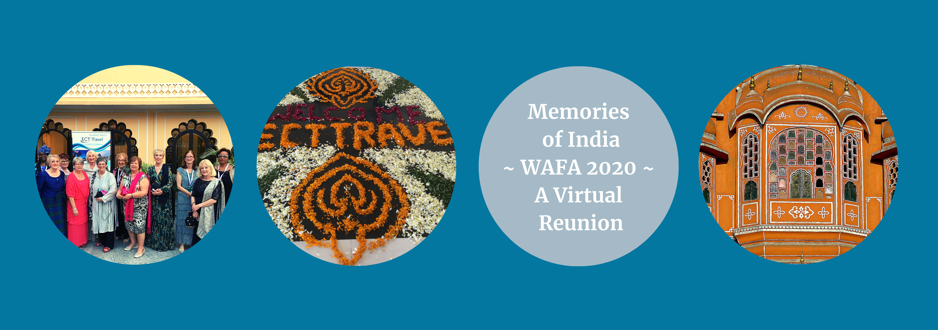 Virtual enounter - WAFA Jaipur 2020 with ECT Travel