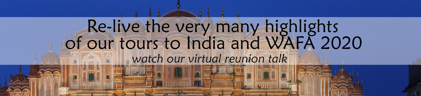 Virtual Reunion with SITA and ECT Travel