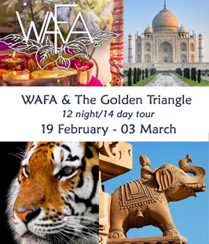 WAFA 2020 The Golden Triangle