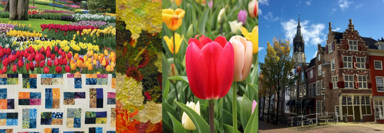 Dutch Quilting and Spring Highlights Tour