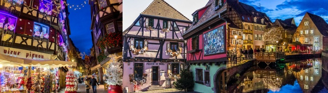 Colmar Christmas Market in the Alsace 2021