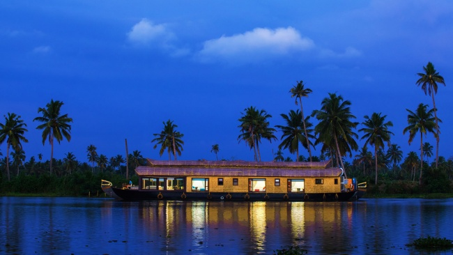 Alleppey Southern India, Heritage Tour in South India